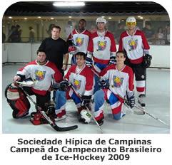 Brasilianischer Eishockey-Meister